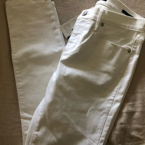 Banana Republic Skinny Midrise Ankle Length Jeans